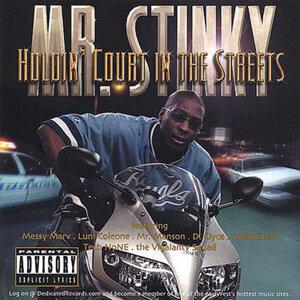 Mr. Stinky 歌手頭像