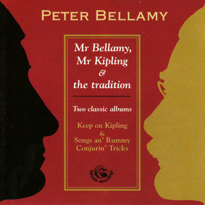 Peter Bellamy 歌手頭像