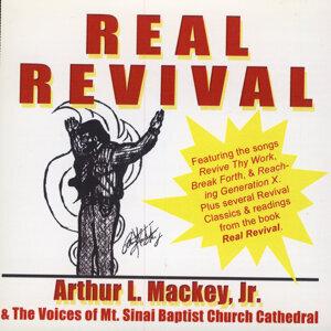 Arthur L Mackey, Jr. 歌手頭像