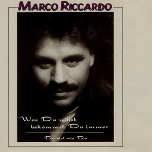 Marco Riccardo 歌手頭像