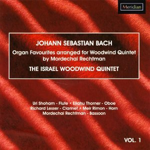 The Israel Woodwind Quintet 歌手頭像