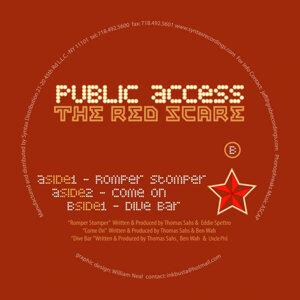 Public Access 歌手頭像
