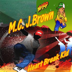 M.C. J.Brown 歌手頭像