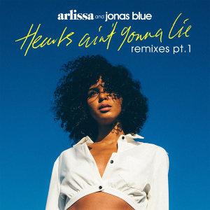 Arlissa, Jonas Blue Artist photo