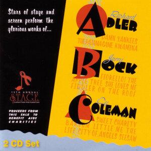 Richard Adler, Jerry Bock, Cy Coleman 歌手頭像