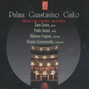 Dora Castro|Pablo Saraví|Mariano Frogioni|Ricardo Sciammarella 歌手頭像