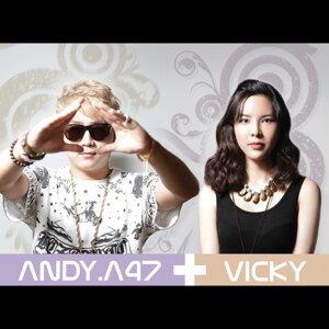 Andy (A47) & Vicky (앤디(A47)&비키)