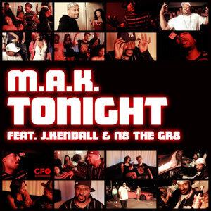 The M.A.K. 歌手頭像