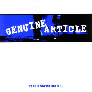 Genuine Article 歌手頭像