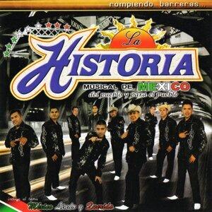 La Historia Musical de Mexico 歌手頭像