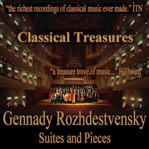 Gennady Rozhdestvensky 歌手頭像