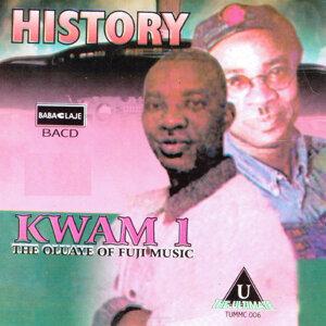 Kwam 1 歌手頭像