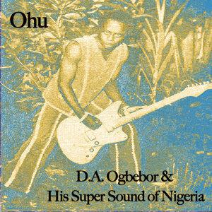 D.A. Ogbebor 歌手頭像