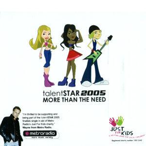 alentSTAR 2005 歌手頭像