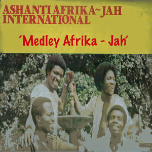 Ashanti Afrika Jah International 歌手頭像