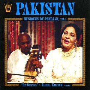 Farida Khanum 歌手頭像