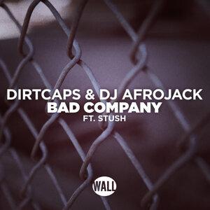 Dirtcaps, DJ Afrojack Artist photo