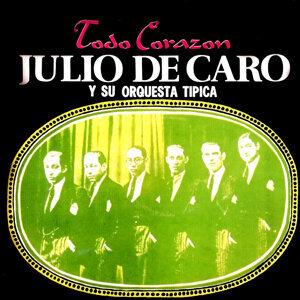 Julio De Caro y su Orquesta Tipica 歌手頭像