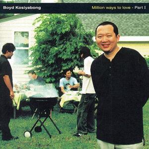 บอย โกสิยพงษ์ (Boyd Kosiyabong) 歌手頭像