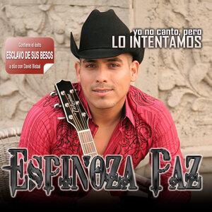 Espinoza Paz 歌手頭像