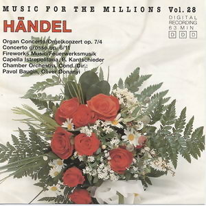 Handel (韓德爾) 歌手頭像