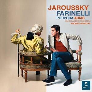 Philippe Jaroussky/Venice Baroque Orchestra/Andrea Marcon (雅洛斯基/芭托莉/安卓.馬爾孔 威尼斯巴洛克管弦樂團) 歌手頭像