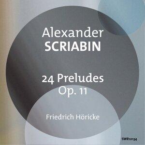 Friedrich Höricke 歌手頭像