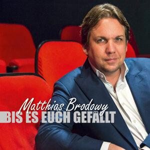 Matthias Brodowy 歌手頭像