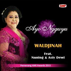 Waldjinah 歌手頭像