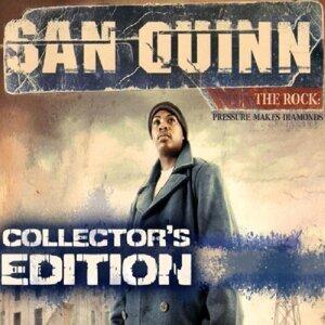 San Quinn 歌手頭像