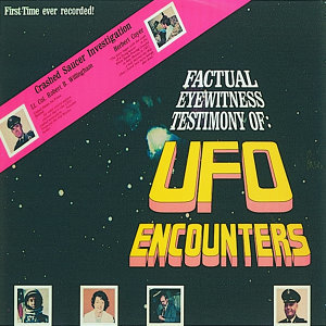 Factual Eyewitness Testimony of UFO Encounters 歌手頭像