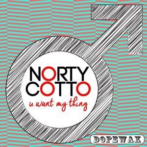 Norty Cotto 歌手頭像