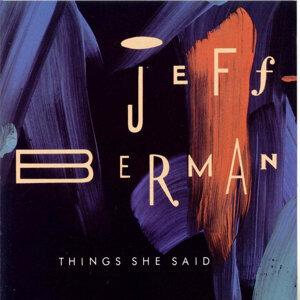 Jeff Berman 歌手頭像