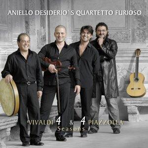 Aniello Desiderio's Quartetto Furioso