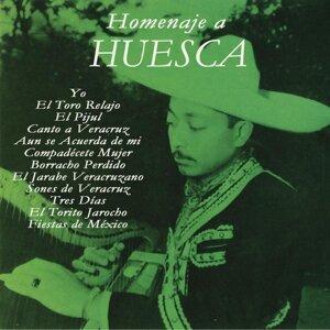 Andrés Huesca 歌手頭像