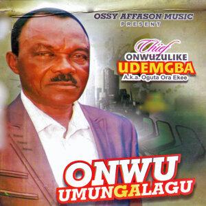 Chief Onwuzulike Udemgba & His Group 歌手頭像