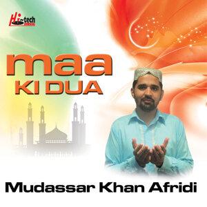 Mudassar Khan Afridi 歌手頭像