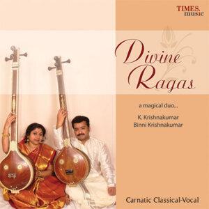 Krishnakumar, Binni Krishnakumar 歌手頭像