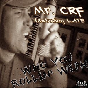 Mr. CRF 歌手頭像
