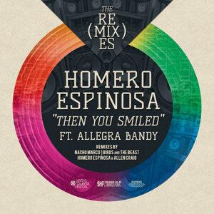 Homero Espinosa, Allegra Bandy 歌手頭像