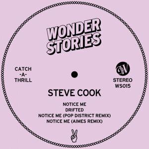 Steve Cook 歌手頭像