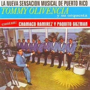 Tommy Olivencia Y Su Orquesta 歌手頭像