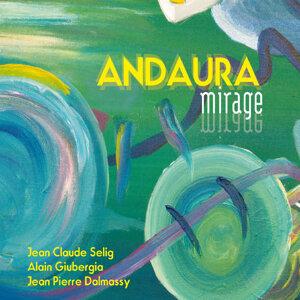 Andaura 歌手頭像