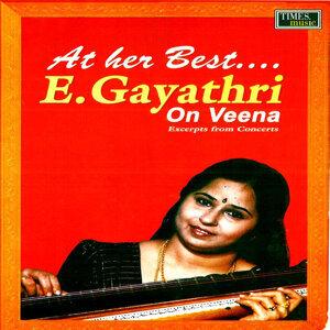E. Gayathri 歌手頭像
