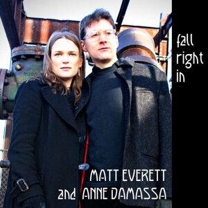 Matt Everett, Anne Damassa 歌手頭像