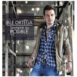Ale Ortega 歌手頭像