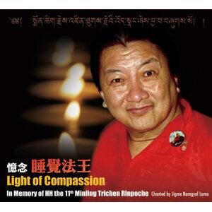 吉美南嘉喇嘛 歌手頭像