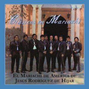 El Mariachi De América De Jesús Rodriguez De Hijar 歌手頭像