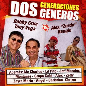 Bobby Cruz & Tony Vega 歌手頭像