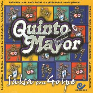 Quinto Mayor 歌手頭像